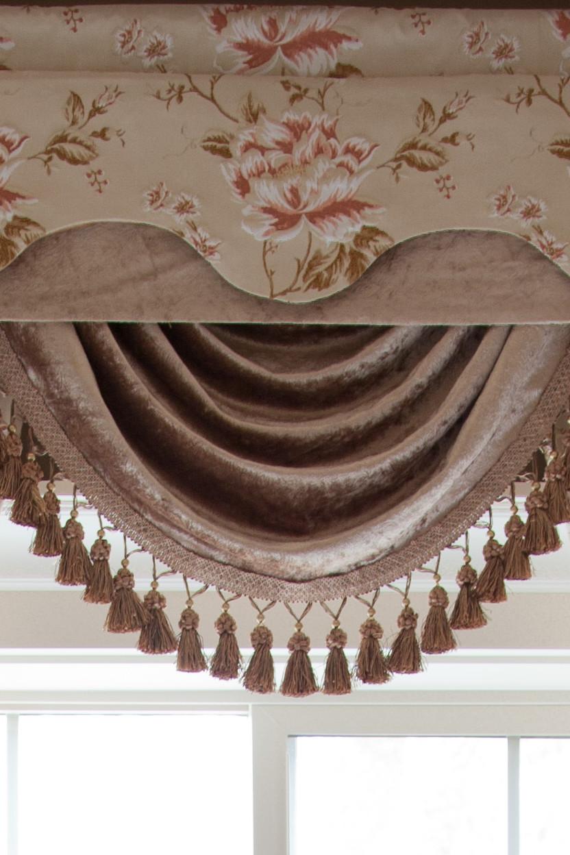 Debutante Swag Valances Curtain Draperies